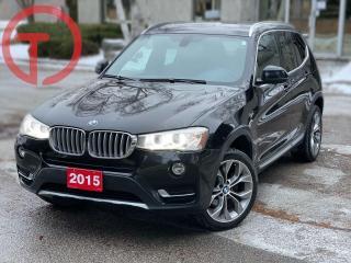 Used 2015 BMW X3 xDrive28i | NAVI | XENON for sale in Burlington, ON