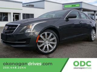 Used 2015 Cadillac ATS Standard RWD for sale in Kelowna, BC