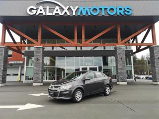 Used 2018 Chevrolet Sonic LT for sale in Victoria, BC