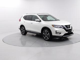 Used 2017 Nissan Rogue SL Platinum Reserve No Accidents, Panoramic Moonroof, Nav., 360 Camera's for sale in Winnipeg, MB