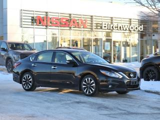 Used 2018 Nissan Altima 2.5 SL Navigation, Leather, Sunroof, No accidents for sale in Winnipeg, MB