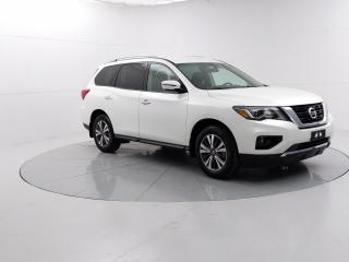 Used 2020 Nissan Pathfinder SV Tech No Accidents, Navigation, Remote Start, Heated Steer Wheel for sale in Winnipeg, MB