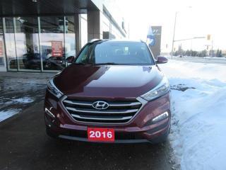 Used 2016 Hyundai Tucson Premium for sale in Nepean, ON