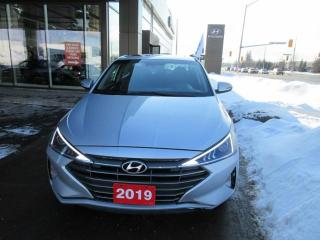 Used 2019 Hyundai Elantra Preferred Sun & Safety for sale in Nepean, ON