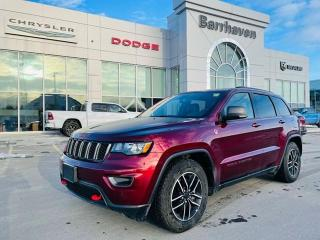 Used 2020 Jeep Grand Cherokee Trailhawk for sale in Ottawa, ON