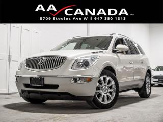 Used 2012 Buick Enclave CXL1 for sale in North York, ON