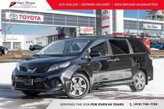 Used 2020 Toyota Sienna 7 PASSENGER for sale in Toronto, ON