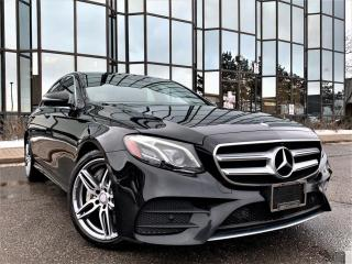 Used 2017 Mercedes-Benz E-Class E300 4MATIC|BIRD EYE VIEW|HUD|AMBIENT LIGHTS|PANORAMIC|ROOF! for sale in Brampton, ON
