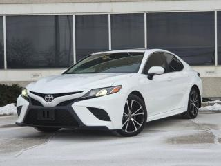 Used 2018 Toyota Camry SE|Sunroof|NO ACCIDENT for sale in Mississauga, ON