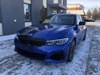 Used 2020 BMW 3 Series M340i xDrive Sedan for sale in Nobleton, ON