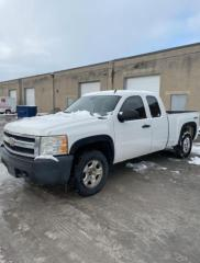 Used 2008 Chevrolet Silverado 1500 LT1 Ext. Cab Long Box 4WD 4X4,LONG BOX,AS-IS for sale in St. Catharines, ON