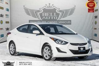 Used 2016 Hyundai Elantra GL, NO ACCIDENT, HEATED SEAT, BLUETOOTH, CRUISE CNTRL for sale in Toronto, ON