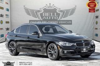 Used 2016 BMW 3 Series 328i xDrive, AWD, NAVI, REAR CAM, SENSORS, SUNROOF for sale in Toronto, ON