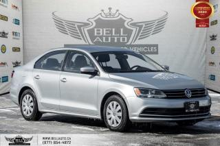 Used 2016 Volkswagen Jetta Sedan Trendline+, REAR CAM, HEATED SEAT, BLUETOOTH for sale in Toronto, ON