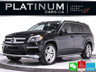 Used 2014 Mercedes-Benz GL-Class GL350 BlueTEC, DIESEL, AWD, 7 PASS, NAV, SUNROOF for sale in Toronto, ON