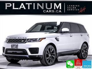 Used 2018 Land Rover Range Rover Sport HSE Td6, DIESEL, NAV, PANO, CAM, HEATED SEATS for sale in Toronto, ON