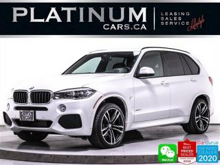 Used 2018 BMW X5 xDrive35i, MSPORT, PREM ENHA, HEATED, 360CAM for sale in Toronto, ON