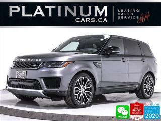 Used 2019 Land Rover Range Rover Sport HSE Td6, DIESEL, NAV, PANO, CAM, HEATED SEATS for sale in Toronto, ON