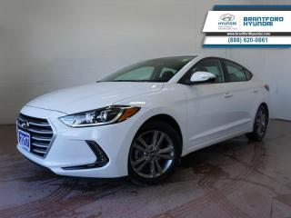 Used 2017 Hyundai Elantra LOW KM | FULLY SERVICED HERE | APPLE CARPLAY | HTD SEATS  - $98 B/W for sale in Brantford, ON