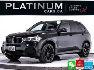 Used 2018 BMW X5 xDrive35i, MSPORT, PREM, NAV, HEATED, SUNROOF, CAM for sale in Toronto, ON