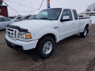 Used 2010 Ford Ranger SPORT for sale in Dunnville, ON