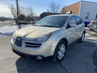 Used 2006 Subaru B9 Tribeca Limited 7-Passenger for sale in Oakville, ON