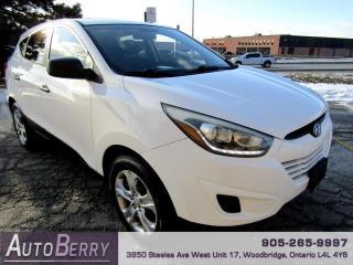 Used 2014 Hyundai Tucson GL AUTO AWD for sale in Woodbridge, ON