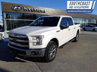 Used 2015 Ford F-150 4x4 - Supercrew Lariat - 145 WB for sale in Simcoe, ON
