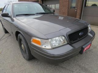 Used 2003 Ford Crown Victoria P71 Police Interceptor for sale in Scarborough, ON