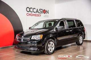 Used 2015 Dodge Grand Caravan Crew+MAGS+A/C+GR.ELECTRIQUE for sale in Laval, QC