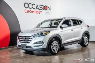 Used 2016 Hyundai Tucson Premium+AIR+GR ELECT+SIEGE /CHAUFF+CAM RECUL+BLUE for sale in Laval, QC
