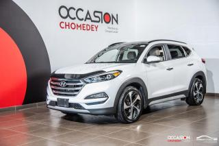 Used 2017 Hyundai Tucson ULTIMATE AWD+TOIT PANO+NAVI+CUIR+CHAUFFANTS for sale in Laval, QC