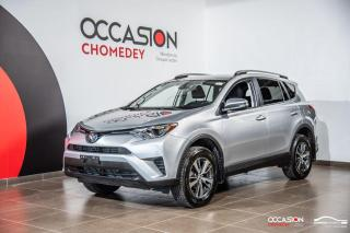 Used 2018 Toyota RAV4 LE+CAM/RECUL+SIEG/CHAUFF+GR.ELECT for sale in Laval, QC