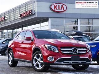 Used 2018 Mercedes-Benz GLA 8,592K's!!!AWD|1OWNR|NAV|SUNROOF for sale in Markham, ON