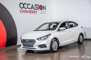 Used 2019 Hyundai Accent Preferred+BLUETOOTH+CAM/RECUL+SIEGE/CHAUFF for sale in Laval, QC