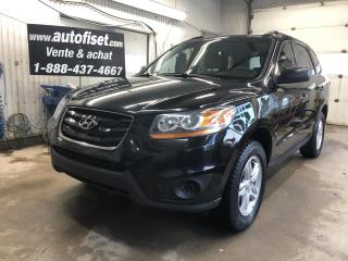 Used 2010 Hyundai Santa Fe FWD 4dr I4 Auto GL  $59.16 PAR SEMAINE + TAXES for sale in St-Raymond, QC