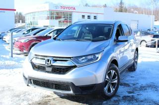 Used 2017 Honda CR-V Traction intégrale 5 portes LX for sale in Shawinigan, QC