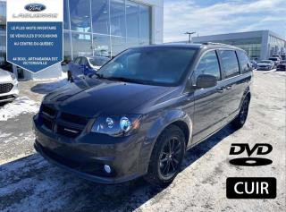 Used 2020 Dodge Grand Caravan GT for sale in Victoriaville, QC