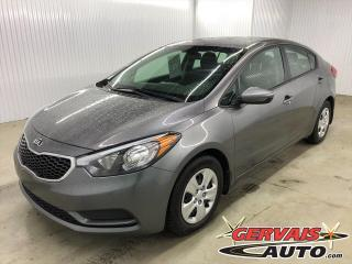 Used 2016 Kia Forte Bluetooth for sale in Trois-Rivières, QC