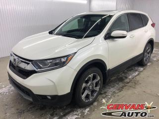Used 2018 Honda CR-V EX AWD Toit Ouvrant MAGS Bluetooth Caméra for sale in Trois-Rivières, QC