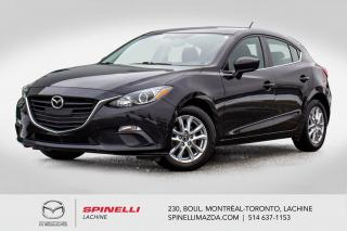 Used 2014 Mazda MAZDA3 GS-SKY Sieges Chauffant Camera de Recule Bluetooth Mazda 3 GS Sport 2014 for sale in Lachine, QC