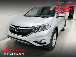 Used 2015 Honda CR-V EX Traction intégrale 5 portes for sale in Chicoutimi, QC
