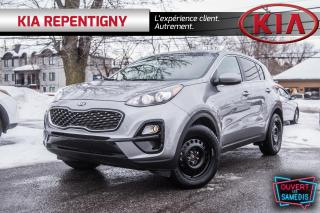 Used 2020 Kia Sportage LX AWD for sale in Repentigny, QC