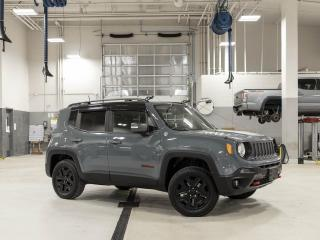 Used 2018 Jeep Renegade Trailhawk 4x4 for sale in New Westminster, BC