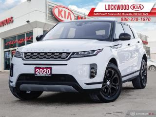Used 2020 Land Rover Evoque P250 S - Navi/Carplay/Pano Roof/ Free Winters! for sale in Oakville, ON