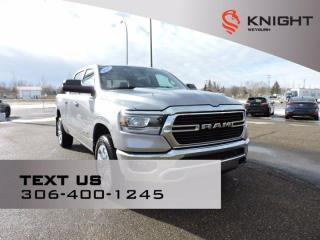 New 2021 RAM 1500 Big Horn | B/U Camera | Remote Start | Nav | Protection Pkg | Trailer Tow Pkg | Equip Pkg for sale in Weyburn, SK