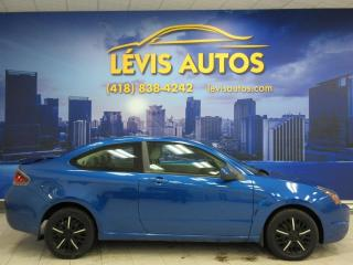 Used 2010 Ford Focus 5 VITESSE FULL ÉQUIPE PNEUS HIVER 196800 for sale in Lévis, QC