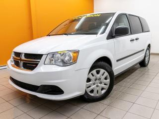 Used 2015 Dodge Grand Caravan SE CLIMATISEUR *PROGRAMME 100% APPROUVÉ* for sale in Mirabel, QC