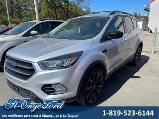 Used 2017 Ford Escape SE, Traction intégrale for sale in Shawinigan, QC