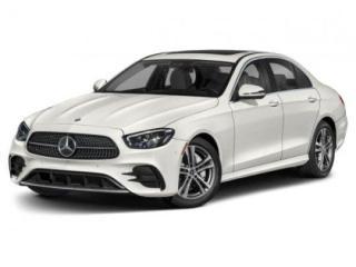 New 2021 Mercedes-Benz E-Class E 350 for sale in Sudbury, ON